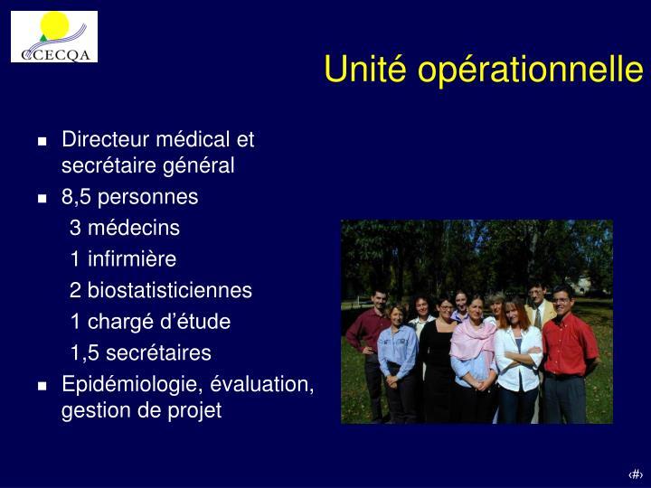 Unité opérationnelle