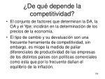 de qu depende la competitividad1