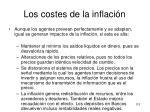 los costes de la inflaci n1