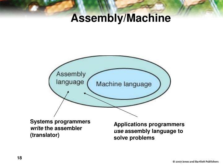 Assembly/Machine