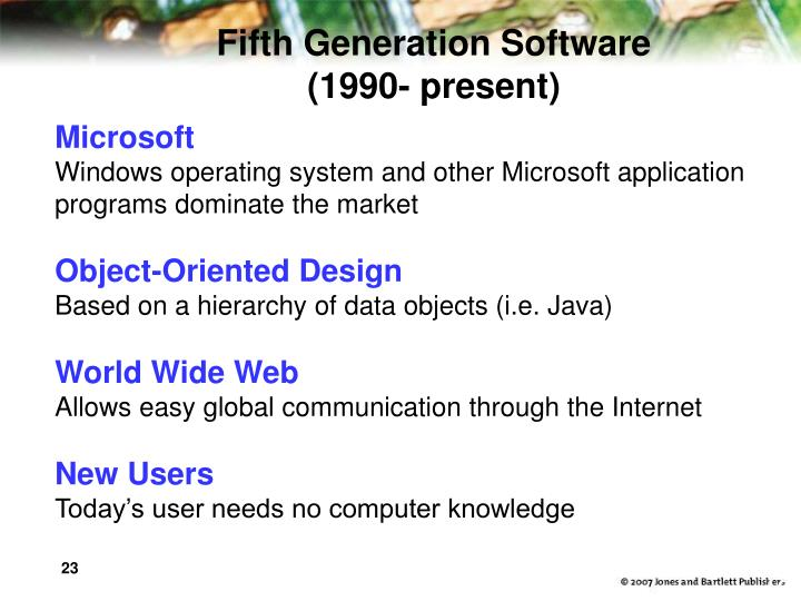 Fifth Generation Software