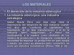 los materiales1