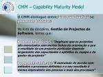 cmm capability maturity model1