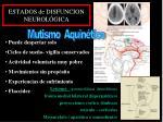 estados de disfuncion neurol gica1