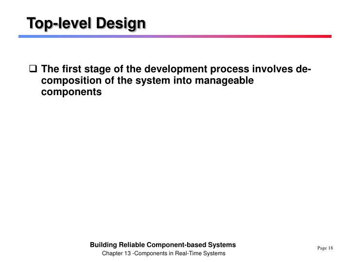 Top-level Design