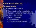 administraci n de operaciones1