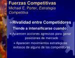 fuerzas competitivas michael e porter estrategia competitiva2