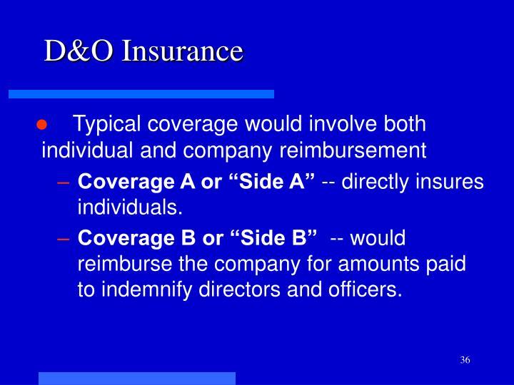 D&O Insurance
