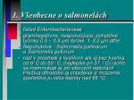 1 v eobecne o salmonel ch