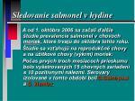 sledovanie salmonel v hydine2