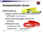 anafylactische shock25