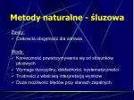 metody naturalne luzowa1