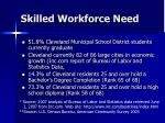 skilled workforce need1