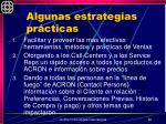 algunas estrategias pr cticas1