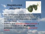 magdebursk polokoule