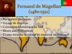fernand de magellan 1480 1521