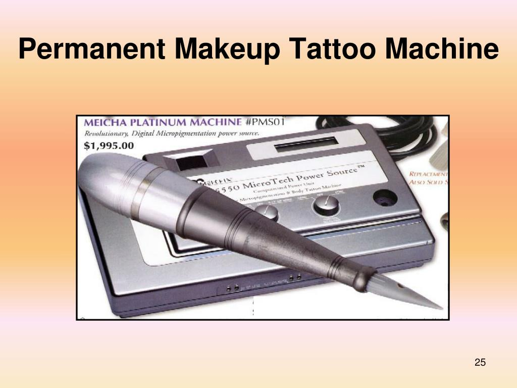 Permanent Makeup Tattoo Machine