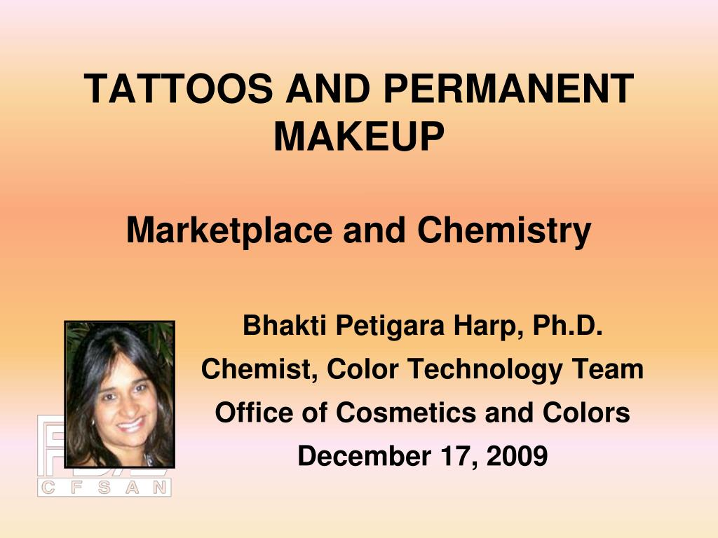 TATTOOS AND PERMANENT MAKEUP