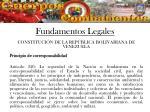 fundamentos legales1
