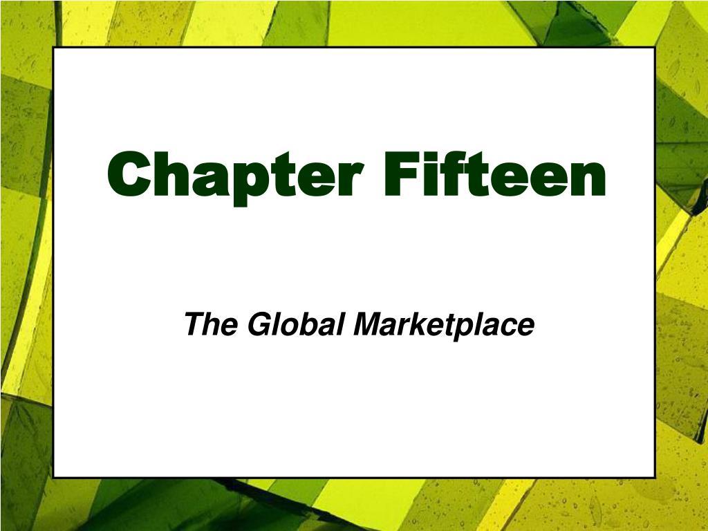 chapter fifteen l.