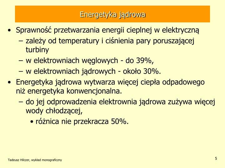 Energetyka jądrowa