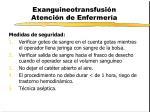 exanguineotransfusi n atenci n de enfermer a3