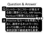 question answer10