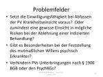 problemfelder