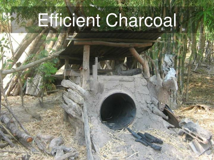 Efficient Charcoal