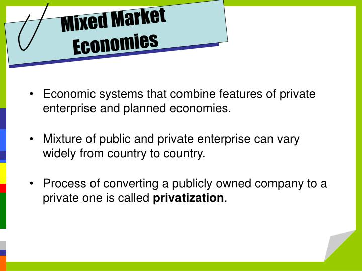 Mixed Market