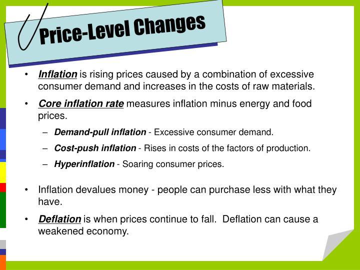 Price-Level Changes