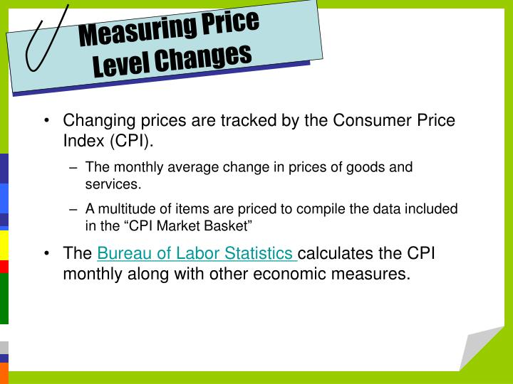 Measuring Price Level Changes