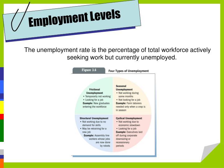 Employment Levels