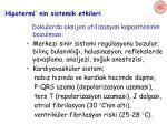 hipotermi nin sistemik etkileri1