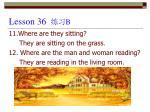 lesson 36 b2