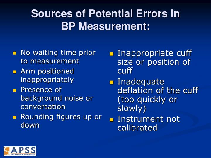 No waiting time prior to measurement