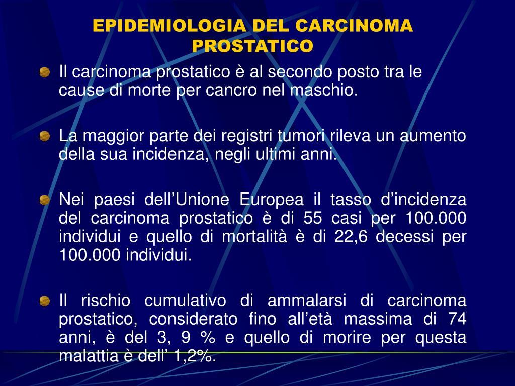 trattamento di carcinoma prostatico ppt download