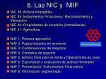 6 las nic y niif4