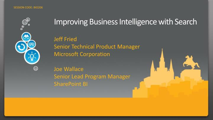 improving business intelligence with search n.