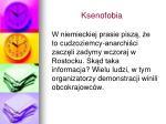 ksenofobia