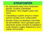 stratosfer