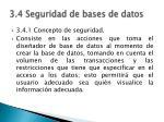 3 4 seguridad de bases de datos