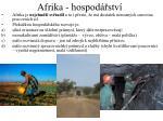 afrika hospod stv