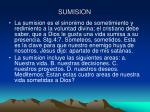 sumision