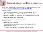 cooperative learning distance learning2