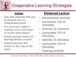 cooperative learning strategies2