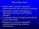 macrofago fisso