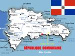 r publique dominicaine