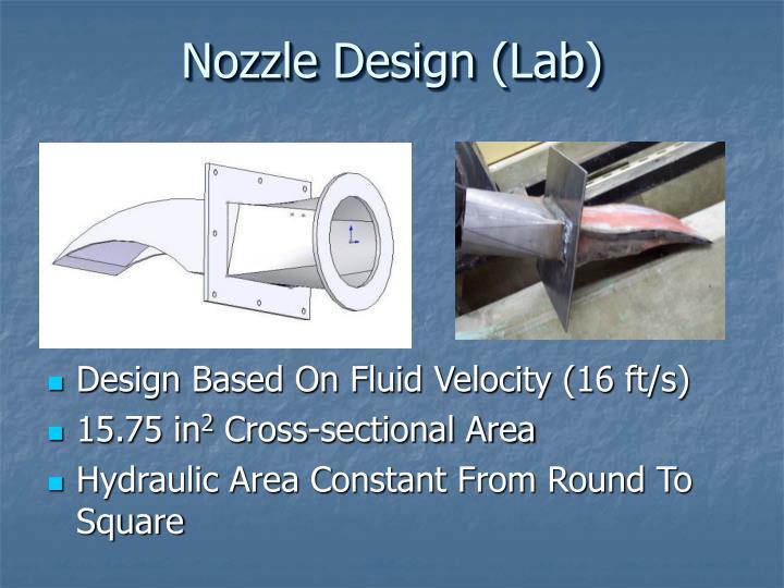 Nozzle Design (Lab)
