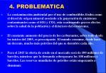 4 problematica